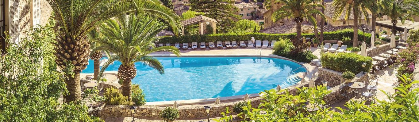 La residencia mallorca la residencia hotel luxury hotel for Design hotel mallorca