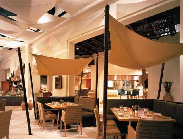 Shangri La Oman Resort Restaurant