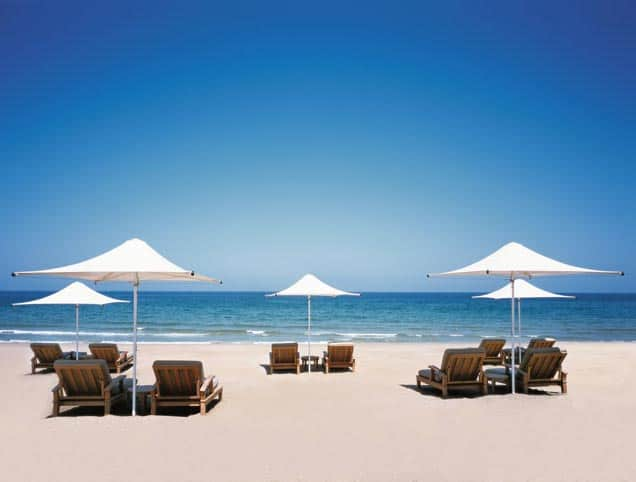 Shangri La Oman hotel
