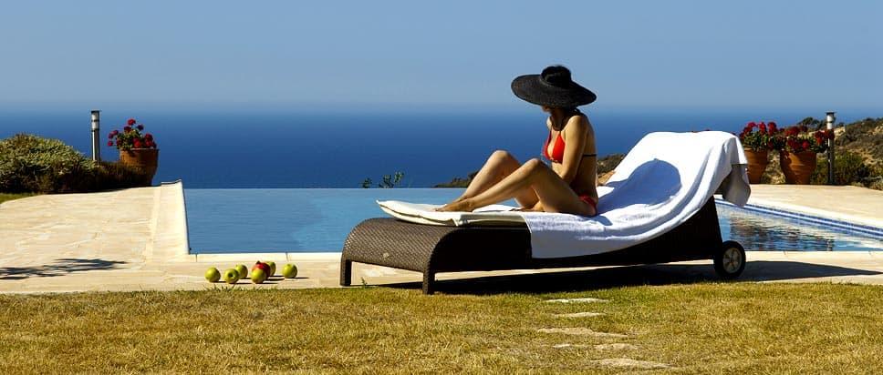 Aphrodite Hills Villa Pool