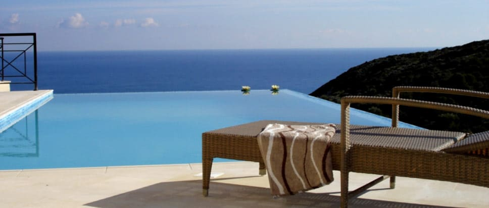 Aphrodite Hills Villa Infinity Pool