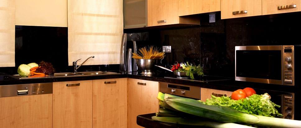 Aphrodite Hills Villa Kitchen