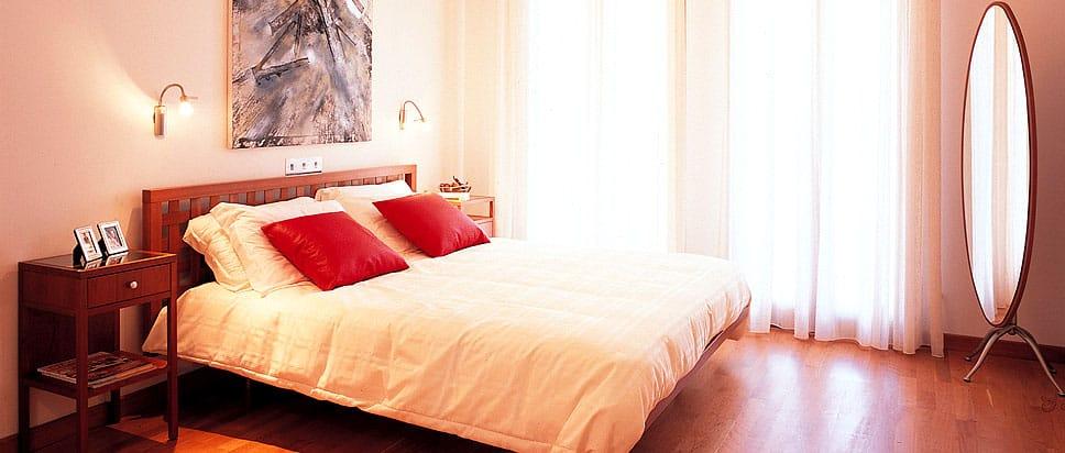Aphrodite Hills Villa bedroom