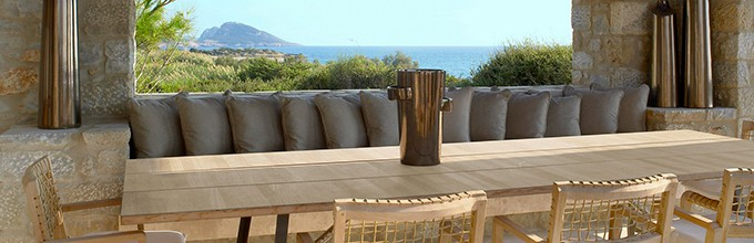 THE WESTIN RESORT COSTA NAVARINO , GREECE View