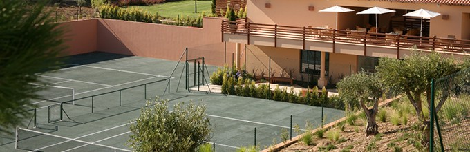 Monte Rei Villa Holiday - Tennis