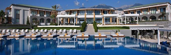 Cavo Olympo Greece