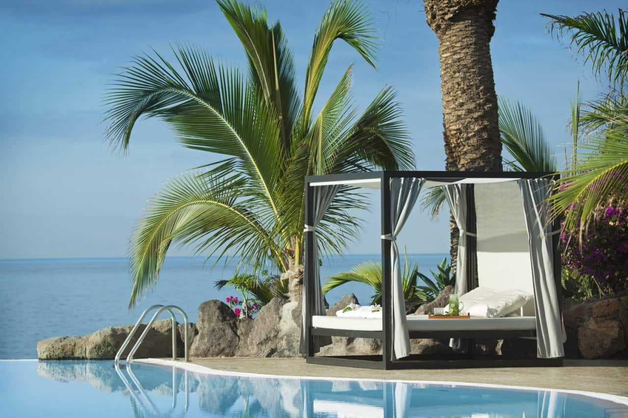 Roca nivaria luxury holidays luxury resorts luxury for Teneriffa design hotel